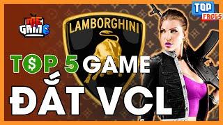 Top 5 Game Đắt Nhất Thế Giới - Tỷ Phú Cũng Không Dám Mua | meGAME