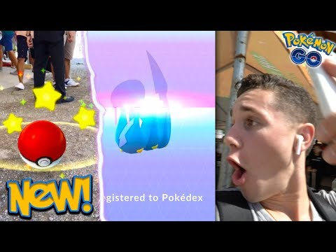 Download Youtube: CATCHING A NEW REGIONAL IN POKÉMON GO!