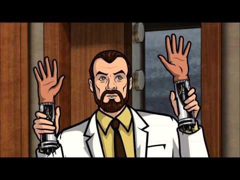 """Archer: """"Teutonic Butts"""" Ringtone"""