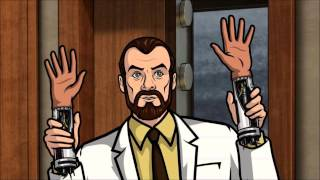 "Archer: ""Teutonic Butts"" Ringtone"