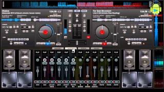 mix de electro en virtual dj  2014 Dj Android