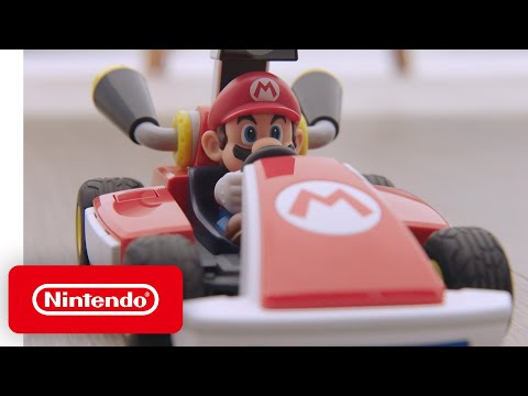 Mario Kart Live: Home Circuit - Launch Trailer - Nintendo Switch