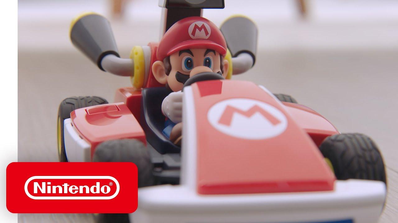 Mario Kart Live: Trailer de Lançamento