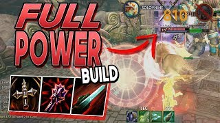 Smite: Full Power Artemis Build - TUSKY CHUNKS PEOPLE!