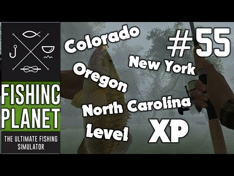 FISHING PLANET #55 - XP und Level farmen bis Level 18    Let's Play Fishing Planet    German from YouTube · High Definition · Duration:  36 minutes 3 seconds  · 6.000+ views · uploaded on 09.11.2015 · uploaded by PantoffelPlays