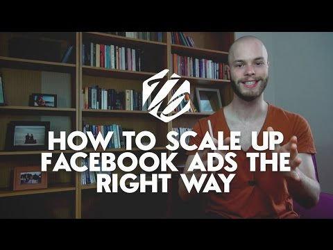 Facebook Advertising Secrets — How To Scale Up Facebook Ads | #202