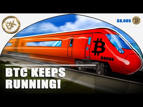 NEXT STOP FOR BTC!? - Free Bitcoin Price Live Analysis Crypto Market News Today