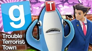 DECEPTION EXCEPTIONAL, EXECUTION ABYSMAL | Gmod TTT