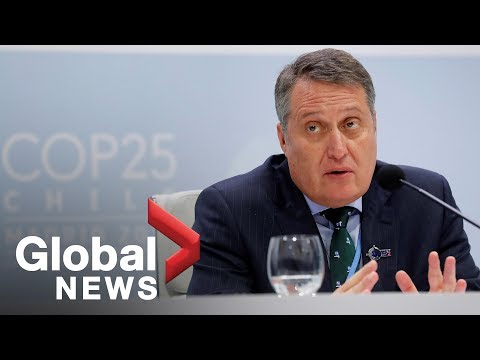 Update From COP25 As Countries As Talks Continue Past Deadline