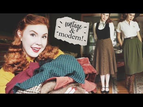 Hello, Autumn! || Try-On Thrift & Vintage Haul!