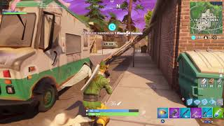 Code name E.L.F 21 KILL SOLO GAME PLAY *Console Player* (Fortnite Battleroyale)