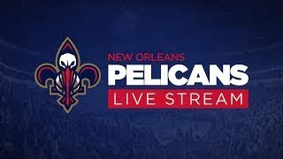 Pelicans Post-Practice Media Availability - August 2, 2020