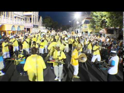 Junkanoo Summer 2014 Valley Boys Best Music Competition