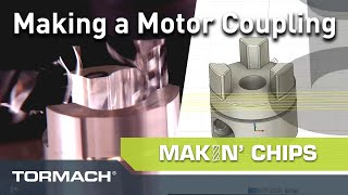 Making a Custom Motor Coupling
