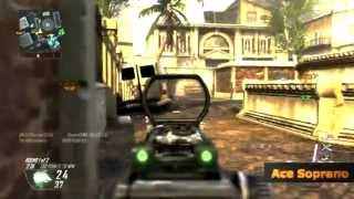 Black Ops 2-Getting ready for COD Ghost (Slums 97 kills)