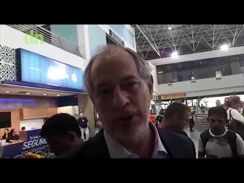 Ciro Gomes fala da intervenção do Rio de Janeiro