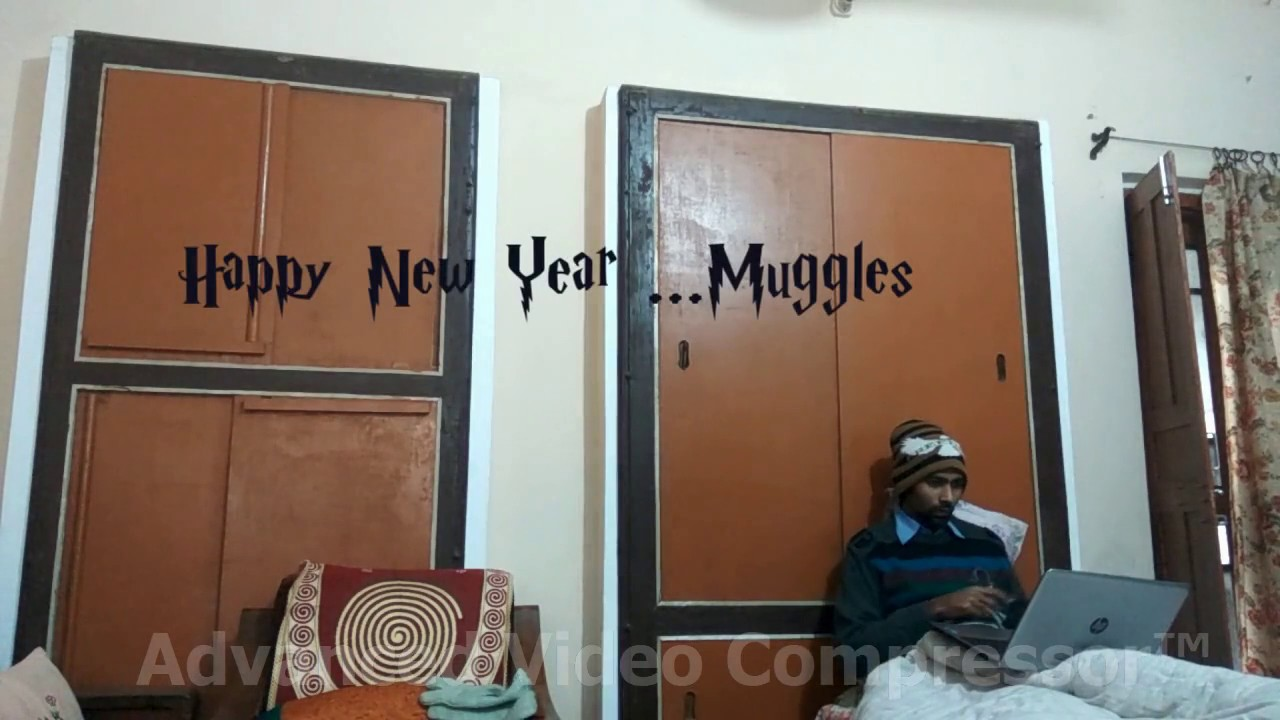 new year wish harry potter style