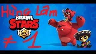 Brawl stars #1: Game bắn súng giải trí cực tốt,  Top game mobile cho ios và android