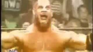 WWF Goldberg Music Entrance