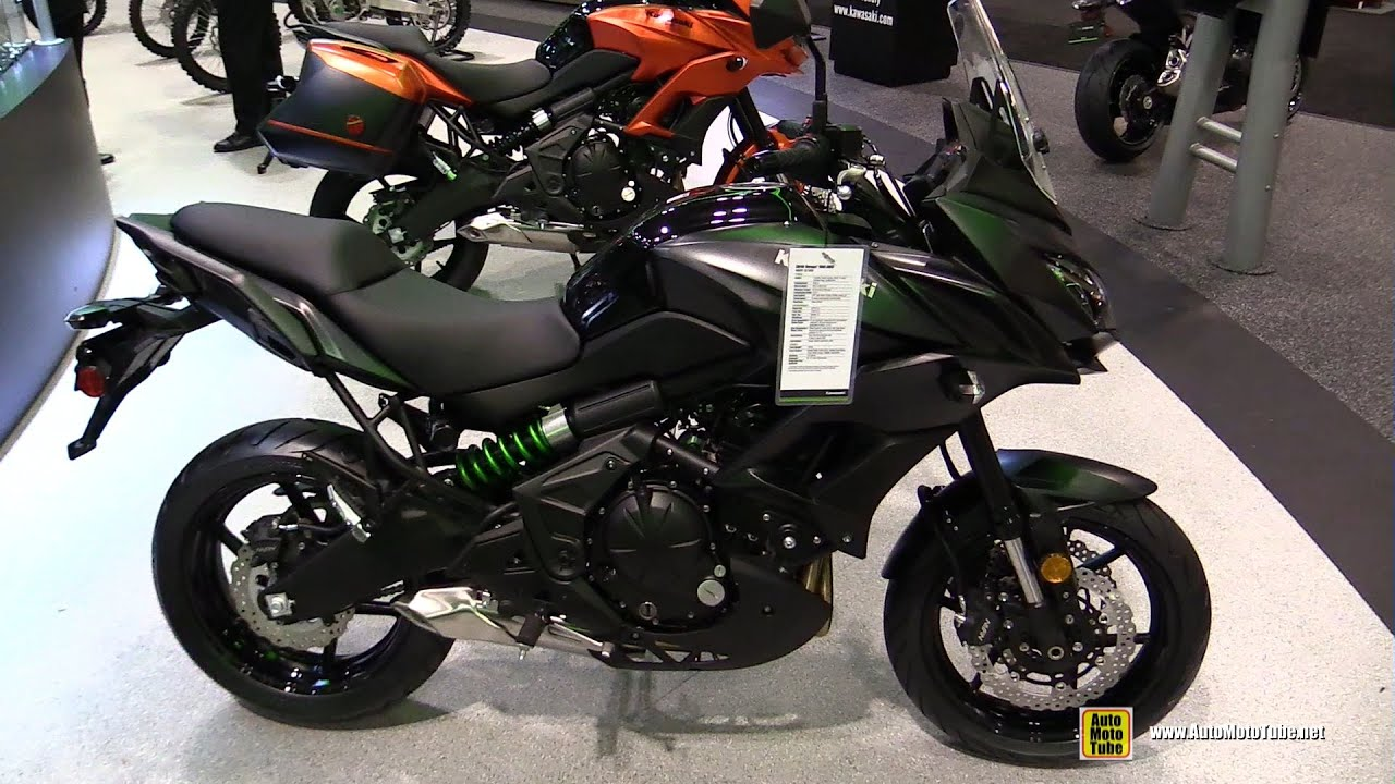 Automobilians.com - 2016 Kawasaki Versys 650 ABS – Test Ride Review