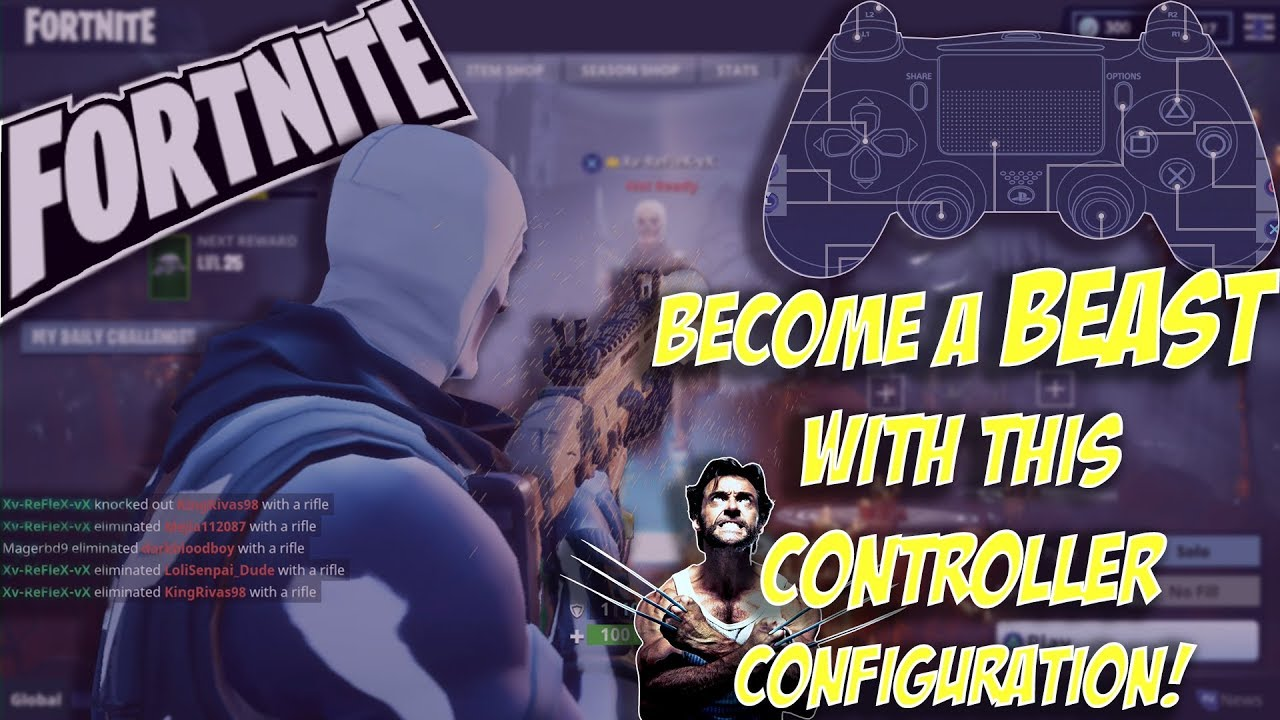 how to edit build in fortnite pc control
