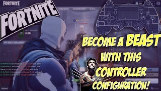 Fortnite BEST CONTROLLER SETTINGS, MUST TRY!! IT'S OP!! BECOME A BEAST!