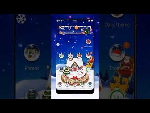 3d merry christmas theme apps on google play