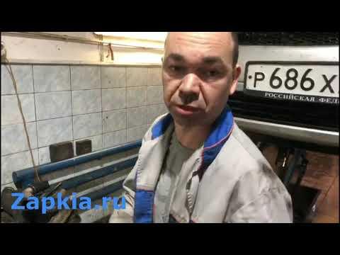 Замена интеркулера Хендай Гранд Старекс