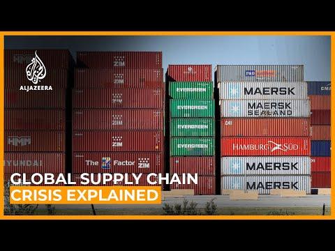 Where's my stuff? Global supply chain crisis explained | Al Jazeera Newsfeed