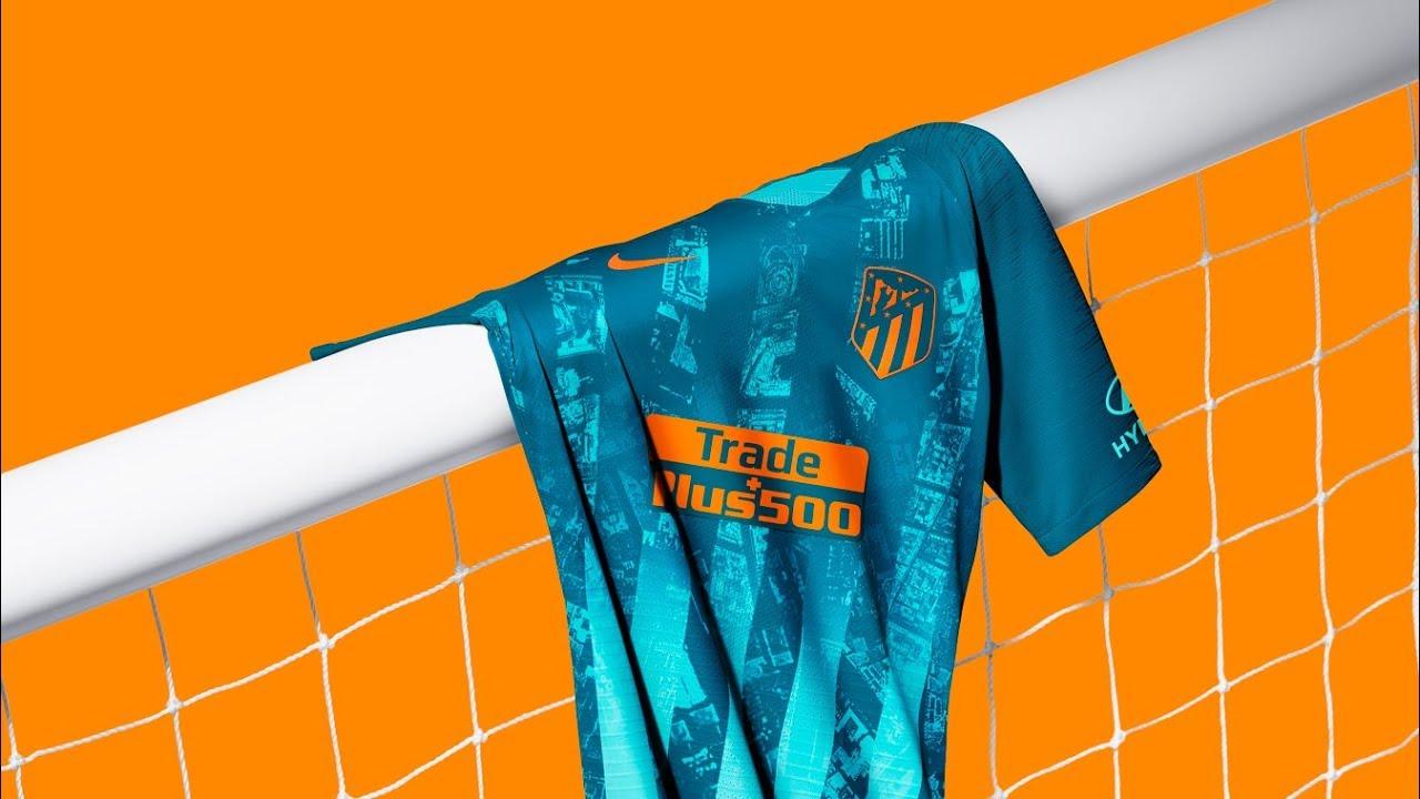 a20c2563c79ab UNBOXING  La tercera camiseta Atlético de Madrid 2018 2019 - ¿La mejor  camiseta del Atleti