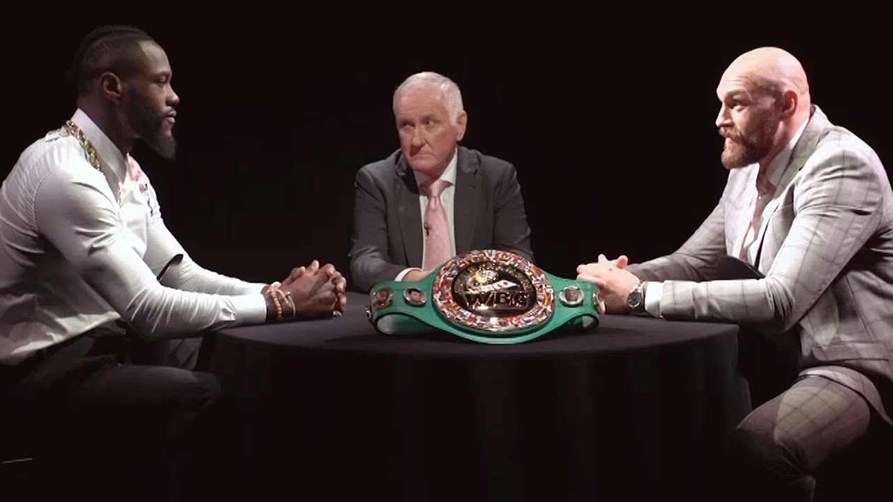 Deontay Wilder vs. Tyson Fury: Why there was no face-off