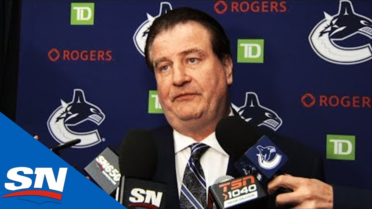 Jim Benning, Canucks Had Common Ground With Brock Boeser On Short Deal | Full Media Scrum