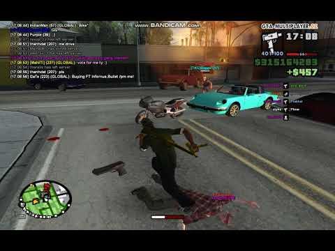 Random and quick Minigun kills - Titan