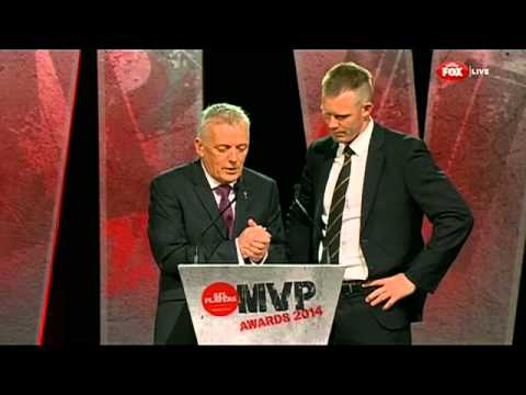 AFL MVP Players Award 2014