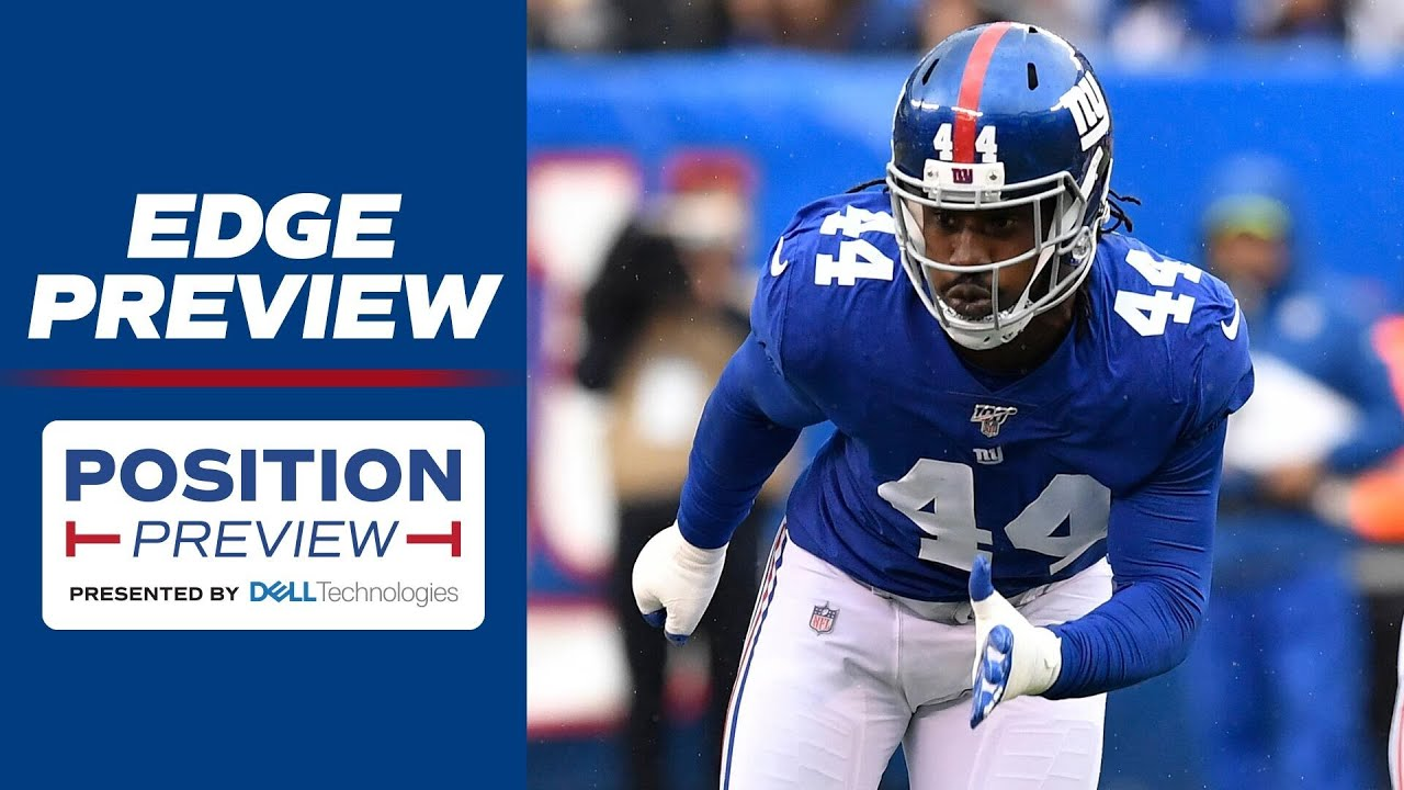 2020 Position Preview: Edge | New York Giants