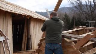 Steam Bending White Oak Boards