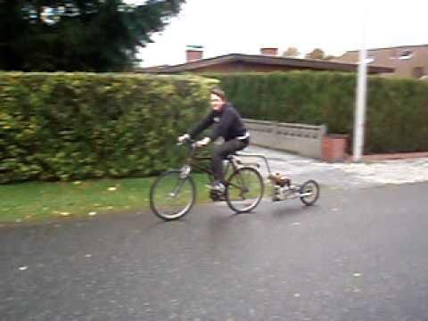Bike Pusher Youtube