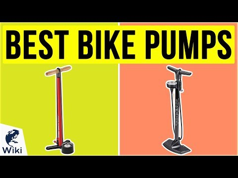 10 Best Bike Pumps 2020