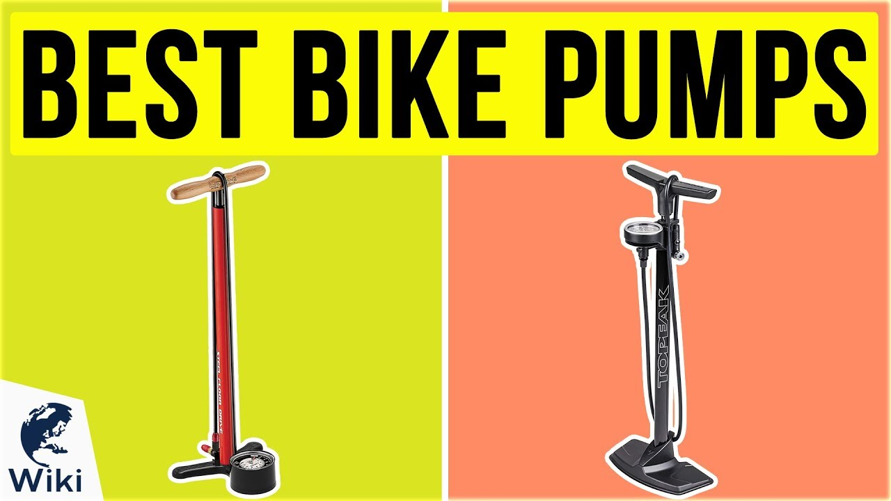 Crankbrothers Gem High Pressure//Volume Floor Bike Pump and Tire Levers Bundle