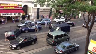Polizeieinsatz in Zivil, Wien Äußere Mariahilferstraße 29.07.2013