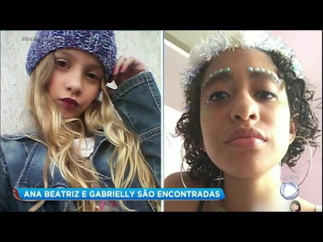 Amigas de 11 e 13 anos que fugiram de casa são encontradas