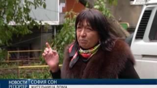 На Семинарской орех упал на жилой дом: жители опасаются, что дерево снесет шесть балконов(, 2016-10-13T14:58:31.000Z)