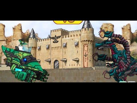 Роботы Динозавры: Гадрозавр Динозавры трансформеры роботы Мультик. Robots Dinosaurs: Hadrosaurus