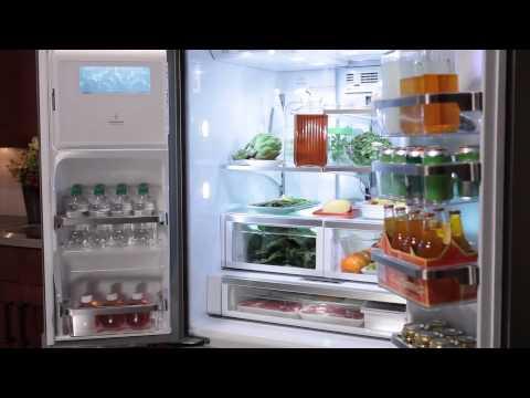 KitchenAid Infomercial Architect Series II French Door Refrigerator  KFIS29PBMS