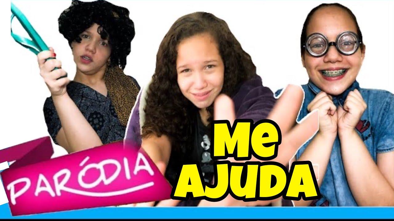 VOLTA RITA - TIERRY RITA PARÓDIA com MARCELLA MUNIZ