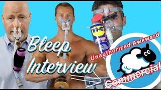 Best CPAP Mask Ever? Interview with Bleep Sleep Dreamport Sleep Solution Inventor/Founder