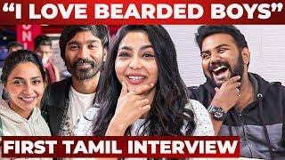 """My First Love & First Salary.."" – Actress Aishwarya Lekshmi Fun Interview!"