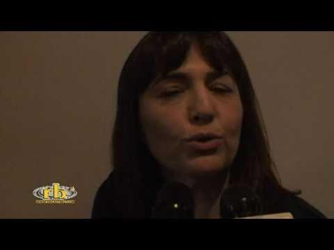 RENATA POLVERINI - intervista (Legge Quadro Cinema Audiovisivo) - WWW.RBCASTING.COM