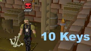 Deadman mode - using 10 keys