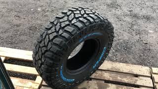 Обзор шины Cooper Discoverer STT Pro 33 12,5 r15